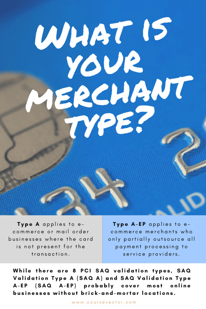What is your merchant type?