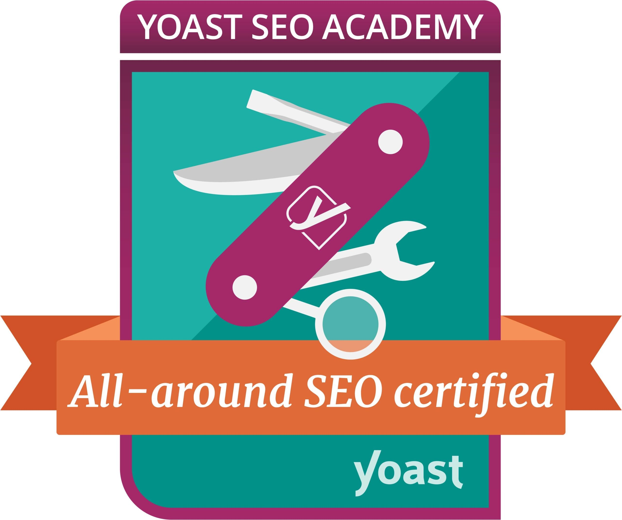 Drew Feldman successfully completed the All-around SEO course!
